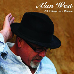 Alan West x cover