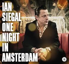 Ian Segal Amsterdam 1