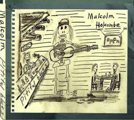 malcolm holcombe cd cover nd