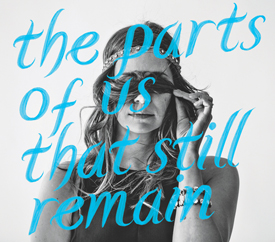 Michelle Lewis - 'The Parts Of Us That Still Remain' - cover (300dpi)