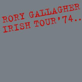 RORY IRISH TOUR COVER