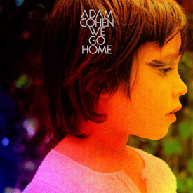 Adam Cohen cd cover edit