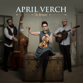 April Verch - 'The Newpart' - cover (RMi)