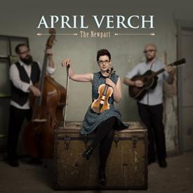 April Verch - 'The Newpart' - cover (RMi)