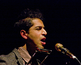 RM 2 Vikesh Kapoor JHC at the Cluny Newcastle