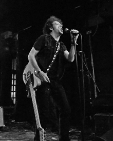 a Willie Nile at the Cluny Newcastle 14 (1)