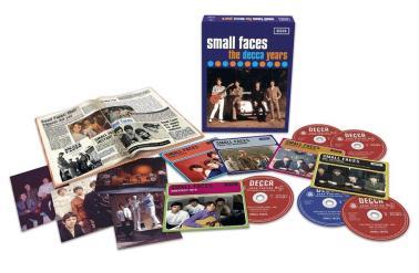 Small Faces 5 cd box