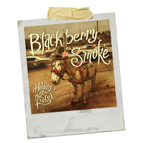 Blackberry Smoke ROSES cd