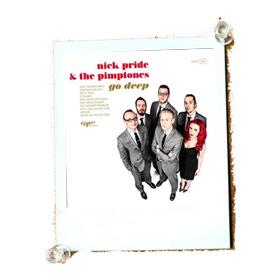 nick pride cd review