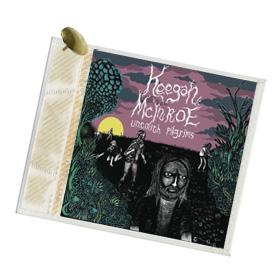 Keegan McInroe - 'Uncouth Pilgrims' - cover (polaroid)