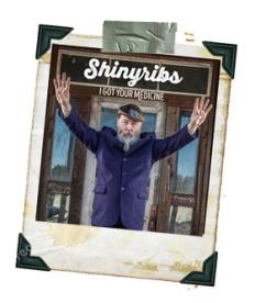 shinyribs-x