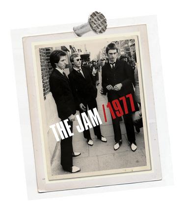 the Jam 1977 v