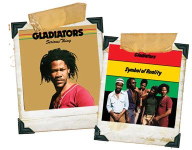 gladiators x 2