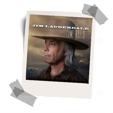 jim lauderdale TIME FLIES a